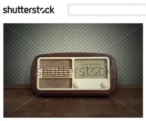 ヴィンテージラジオ